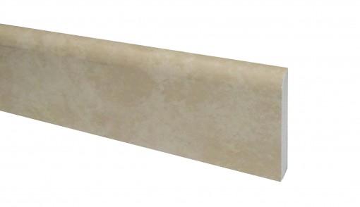 Klick Vinyl Sockelleiste Sandstein Bastei Steinoptik 2200 x 70 x 10 mm