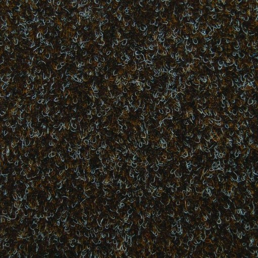 Teppichfliese Vox Braun 50 x 50 cm