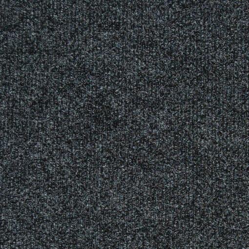 Teppichfliese Prima Anthracit 50 x 50 cm