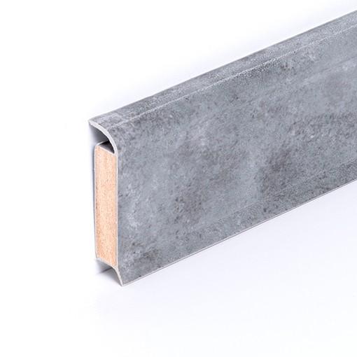 Sockelleiste Sandstein Grau Klick Vinyl Boden De