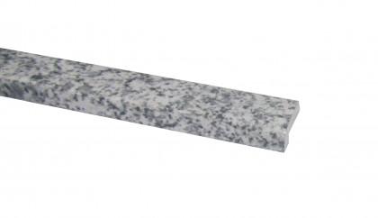 Klick Vinyl Randleiste Granit Baalbek Steinoptik 2200 x 25 x 10 mm