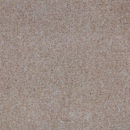 Teppichfliese Largo Natur 50 x 50 cm, besonders Schmutz abweisend