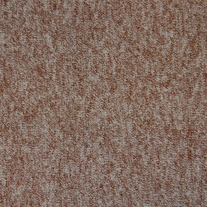 Teppichfliese Largo Beige 50 x 50 cm, besonders Schmutz abweisend