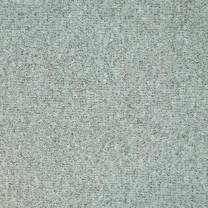Teppichfliese Largo Grau 50 x 50 cm, besonders Schmutz abweisend