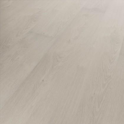 Klick Vinyl Diele Basico Weiss Eiche Holzoptik Weiß