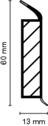 Sockelleiste 60 x 13 mm