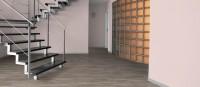 Vinyl Laminat Office Bergeiche Silber