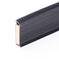 Sockelleiste Black Oak Charcol