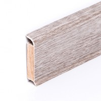 Sockelleiste Limed Grey Wood