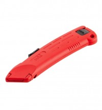 Sicherheits-Trapezmesser rot