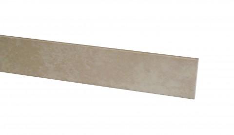Klick Vinyl Deckenleiste Sandstein Bastei Steinoptik 2050 x 40 x 6 mm
