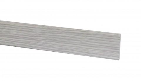 Klick Vinyl Deckenleiste Eiche Bergen Holzoptik 2050 x 40 x 6 mm