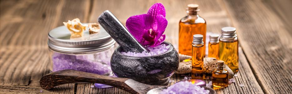 Die richtige Aromatherapie im Herbst