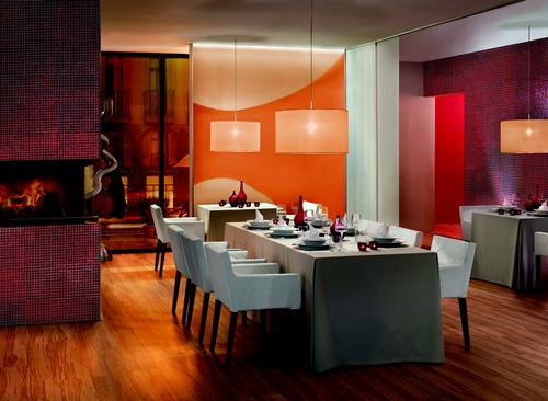 Design Bodenbelag für Restaurants